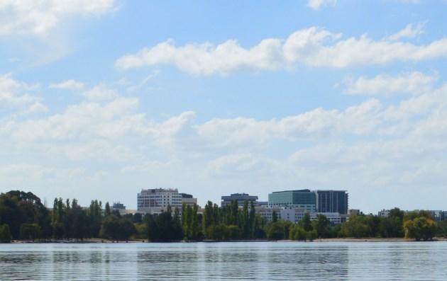 Explore the Canberra City Centre