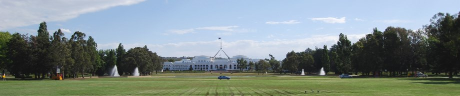 Canberra Places to Visit: Old Parliament House