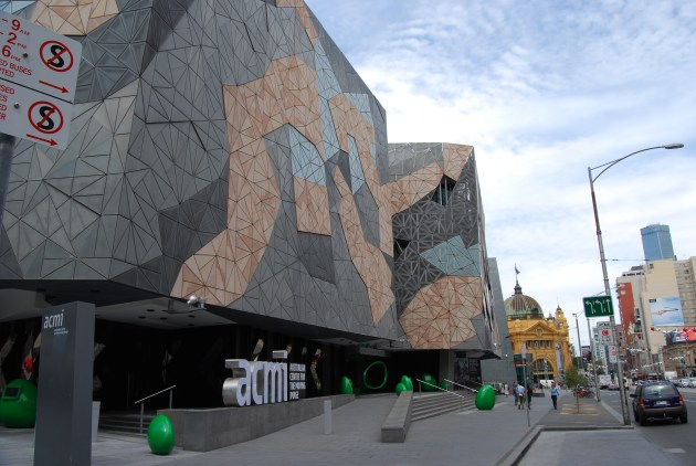 Federation Square has ACMI for film and movie buffs, as well as the National Gallery of Victoria Australiana Exhibits