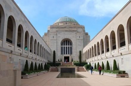 National War Memorial Museum, Canberra