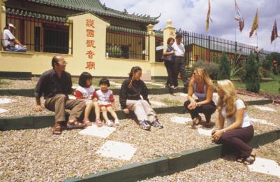 Kwan Yin Buddhist Temple, Canley Vale