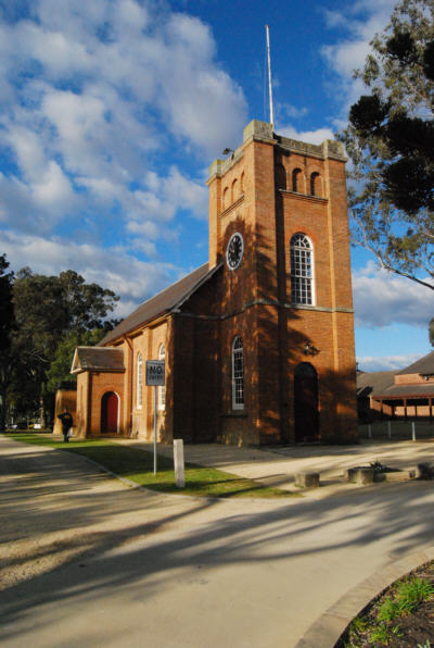 St Peter's Anglican Church