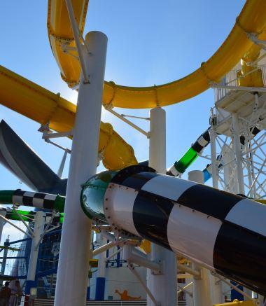 Fun Water Slide