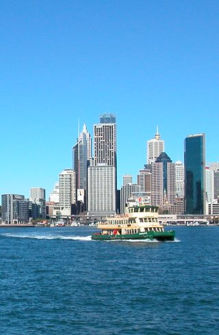Exploring Sydney Harbour by Ferry