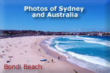 Places in Sydney and Australia