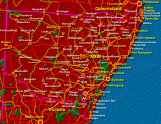 NSW Tourist Maps