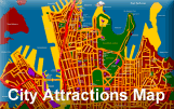 Sydney Map CBD