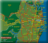 Sydney Maps