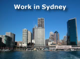 Working in Sydney