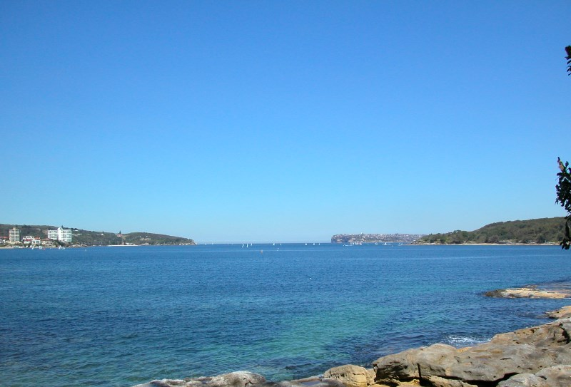 Spectacular Views on the Spit Bridge to Manly Walk