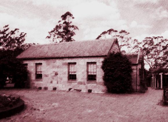 Oldest Church in Australia, Ebenezer
