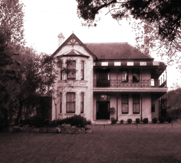 Parramatta Mansion