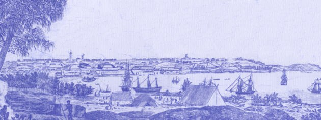 Sydney Australia Convict History