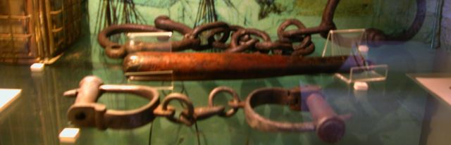 Implements from the Convicts of the First Fleet