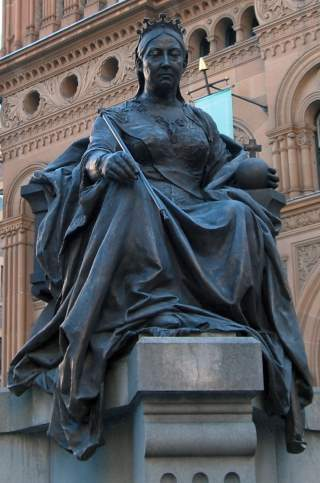 The Regal Queen Victoria