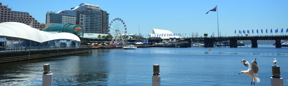 Darling Harbour is the City's Premier Entertainment Centre, Sydney Australia
