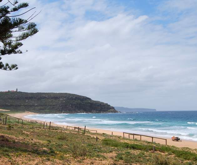 Palm Beach at the top of the Northern Beaches has fantastic Views