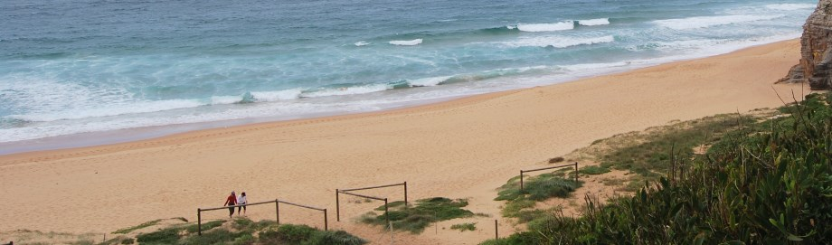 Morning View of Warriewood Beach