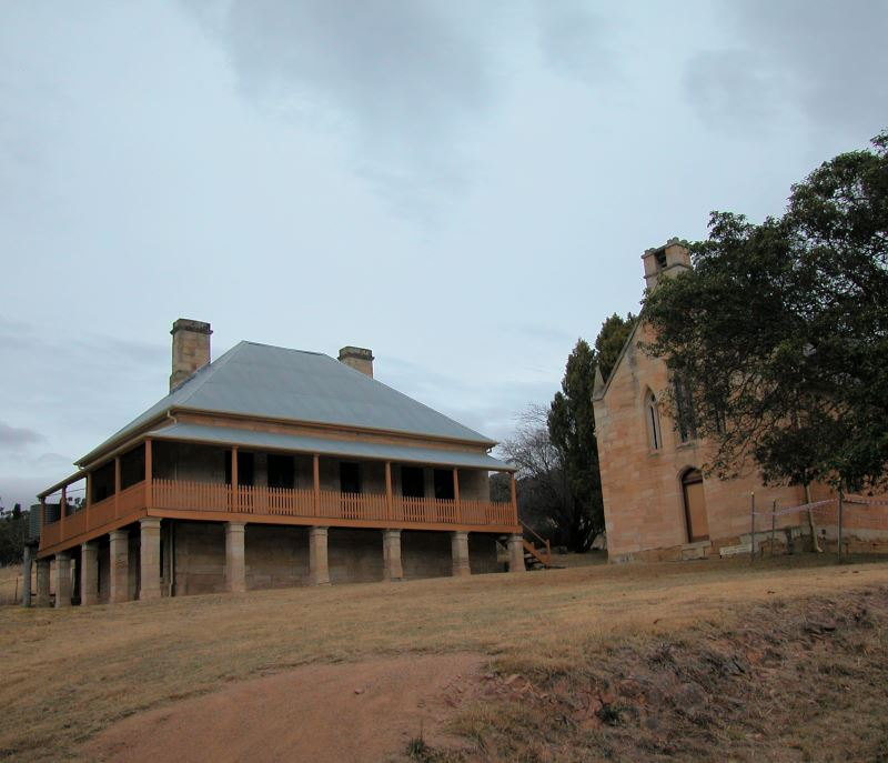 Hartley Historical Buildings