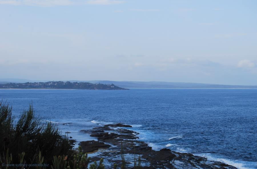 On the South Coast of NSW: Ulladulla, Shoalhaven