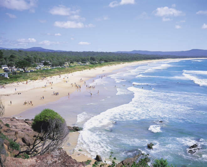 Pambula Beach - Photographer Hamilton Lund