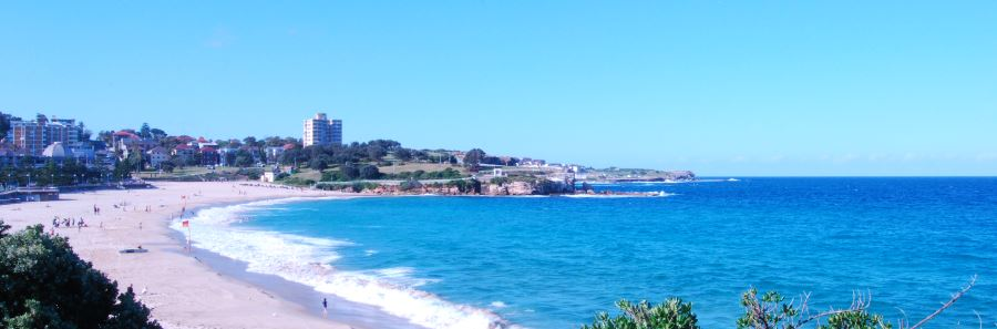 Coogee Beach on a Great Day Out