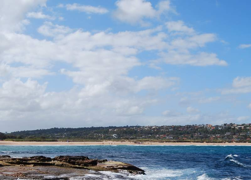 Dee Why Beach looking North