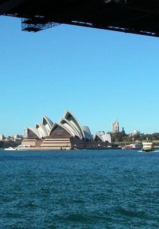 Sydney Opera House View