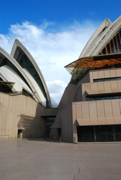 Opera House Shell