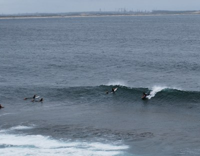 Plenty of surf spots here, facing the ocean in different directions.