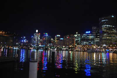 Darling Harbour also has plenty of Nightlife.