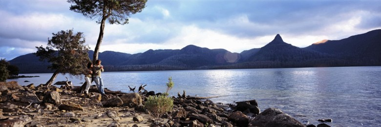 Cradle Mountain - Lake St Clair National Park - Tourism Australia Copyright.
