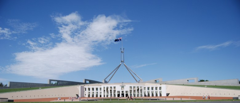 Also for families Parliament House has wonderful exhibitions