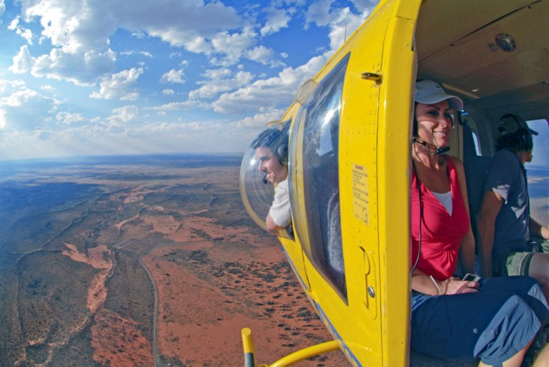 Aerial Tours of the Uluru Kata Juta.