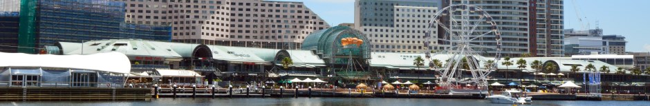 Harbourside offers much for Shoppers in Sydney Australia
