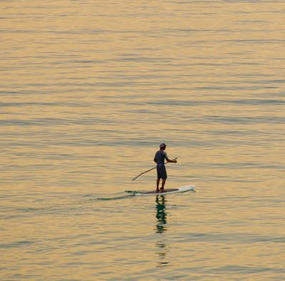 Paddle Boarding: Fleurieu Peninsula, Port Willunga