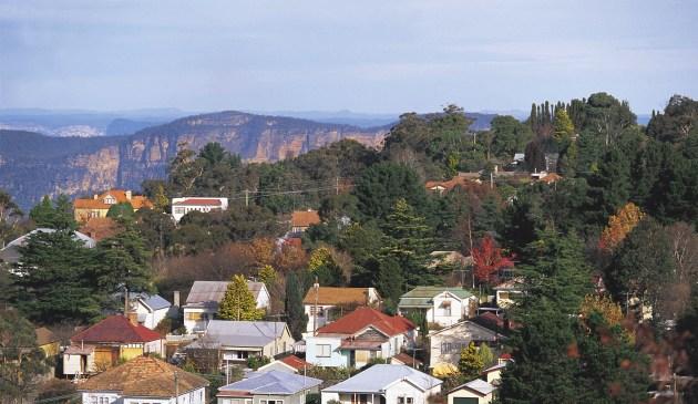 Sydney Suburbs to Visit - Katoomba - Blue Mountains NSW