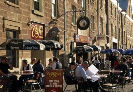 Hobart Tasmania Restaurants