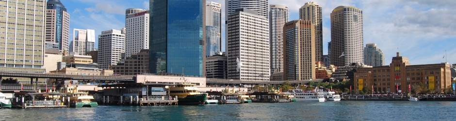 Circular Quay, City Transport Hub
