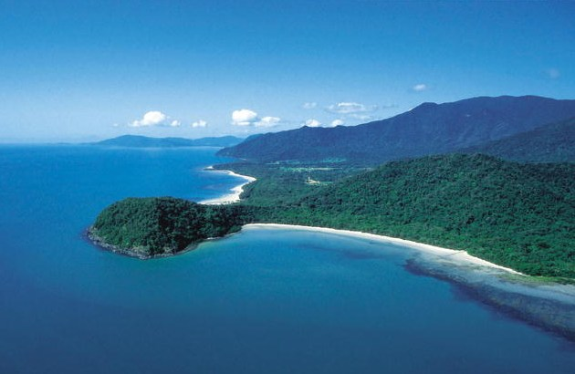 Cape Tribulation Queensland - Courtesy