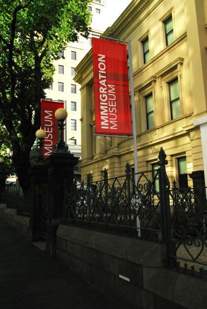 Immigration Museum - Melbourne
