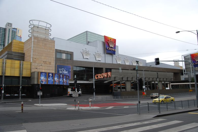 Crown casino melbourne parking prices