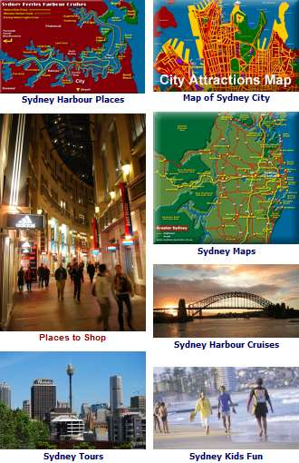 The Rocks Attractions Sydney Tourist Guide