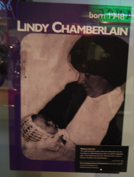 "In light of the <a href=""http://www.levesoninquiry.org.uk/"" class=""txtline"" title=""UK"">Levenson Inquiry</a>, the tragic story of Lindy Chamberlain&rsquo;s treatment<br />by government, big media and police must never be forgotten."