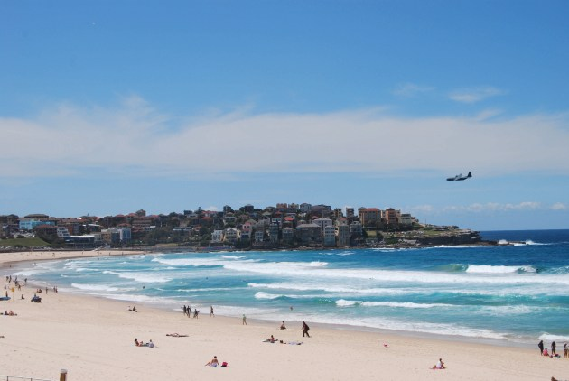 Glorious Bondi Beach Morning