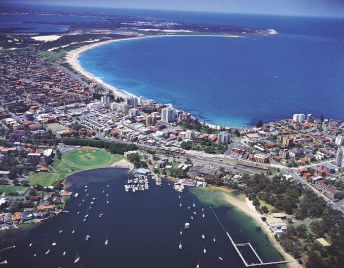 Cronulla has a number of great beaches to visit