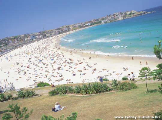 Glorious Bondi Beach