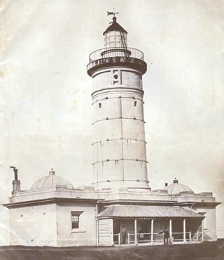 Original Greenway Lighthouse