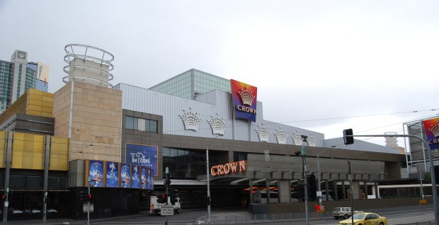 Premiere amongst the Casinos in Australia, Crown Melbourne Complex