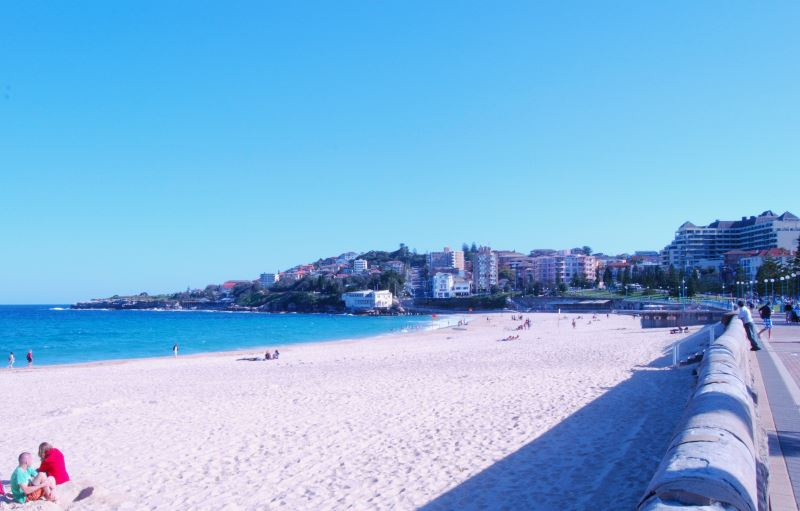 The Beach is not the only thing that attracts visitors to Coogee